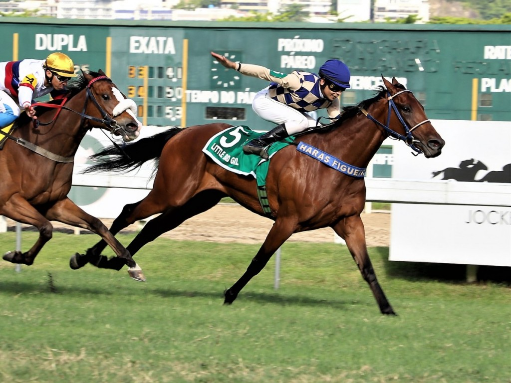 Little Bad Girl resiste a Ordinary Love no GP Oswaldo Aranha (gr.II)