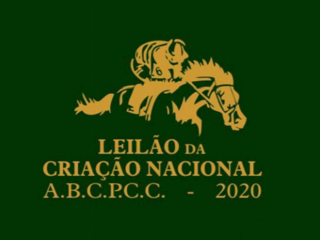 Leilão da Criação Nacional ABCPCC: Catálogo Oficial