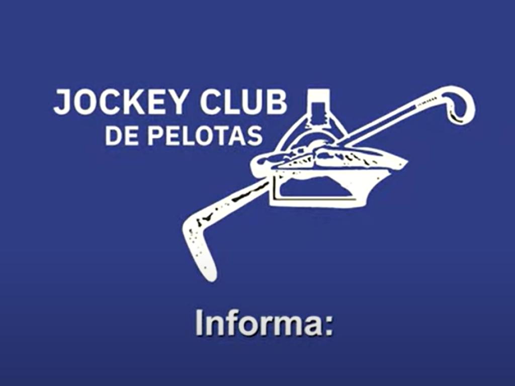 Foto: Série de vídeos do Jockey Club do Pelotas exibe detalhes e bastidores do turfe